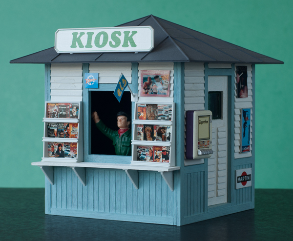 POLA 995: Susi's Newspaper Kiosk