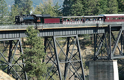 Kettle Valley RR #001