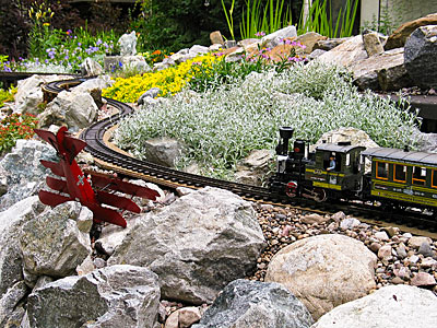 Hawk Lake Garden Railroad