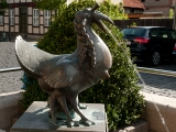 Bird fountain, Wernigerode