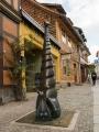 Giant snail statue, Wernigerode